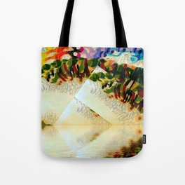 Opera in the Park Tote Bag