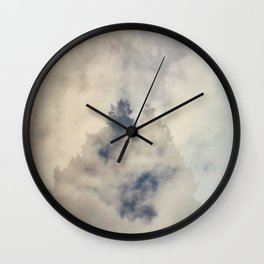 To The Sky Wall Clock