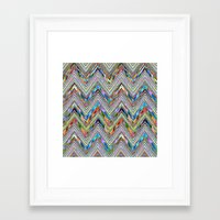 rio Framed Art Prints featuring Rio by Joan McLemore