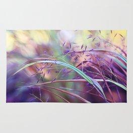 pretty grasses Rug