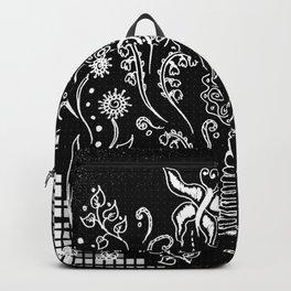 Flower Tangle Backpack