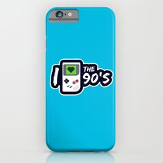 I Heart the 90's iPhone 6s Slim Case