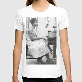 Aretha Franklin Poster American Singer Canvas Wall Art Home Decor Framed Art T-shirt