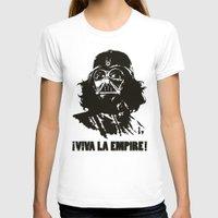 la T-shirts featuring Viva la Empire! by 6amcrisis