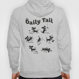 The Daily Tail Dog Hoody