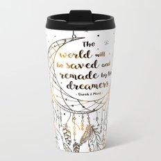 Saved and Remade Metal Travel Mug