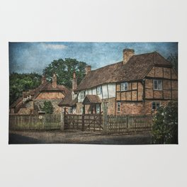 An Oxfordshire Village Rug