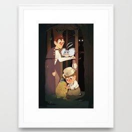 OTGW Crossover Framed Art Print
