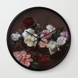 New Order - Power Corruption Lies Wall Clock