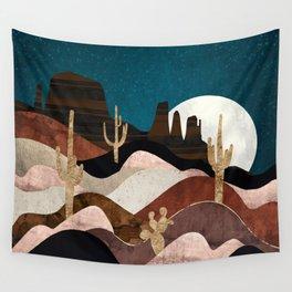 Desert Stars Wall Tapestry