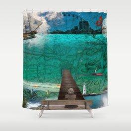 Sea Dreams Shower Curtain