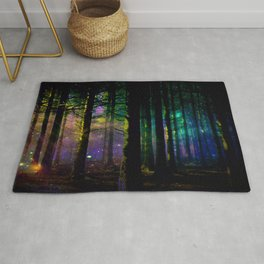 Fairy dust everywhere Rug