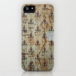 Pooley Street Pattern No. 1 iPhone Case