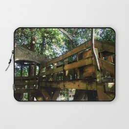 Tree house @ Aguadilla 4 Laptop Sleeve