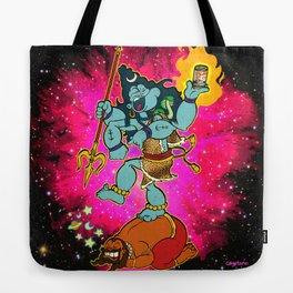 ShivaXPopeyeXNataraja Tote Bag
