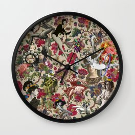 Let Me Show You Wall Clock