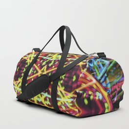 Golden Eyes Duffle Bag