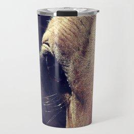Amish Horse Travel Mug