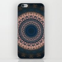 boho iPhone & iPod Skins featuring Boho by Jane Lacey Smith