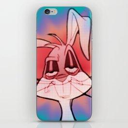 wabbit iPhone Skin