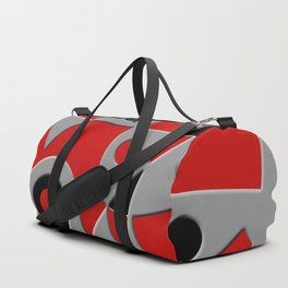 Abstract #978 Duffle Bag