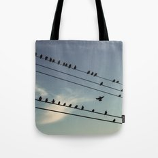 Change of Perch Tote Bag