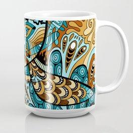 Topsy-Turvy Turtle Coffee Mug