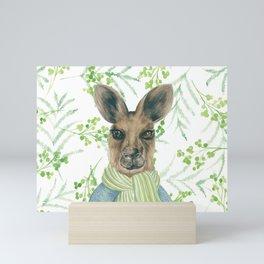 Rupert Roo Mini Art Print