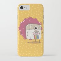 coffe iPhone & iPod Cases featuring Coffe mugs by Kulistov
