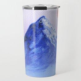 Shades of Mountain Majesty Travel Mug