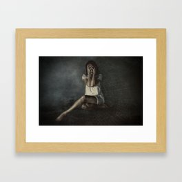 Catatonia Framed Art Print