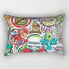 Kampu Kids Rectangular Pillow