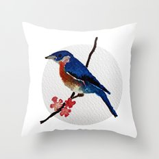 Messenger 003 Throw Pillow