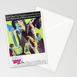 Vintage Film Poster- Twisted Nerve (1968) Stationery Cards
