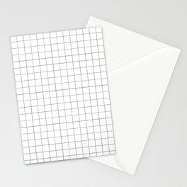 Cuadricula Stationery Cards