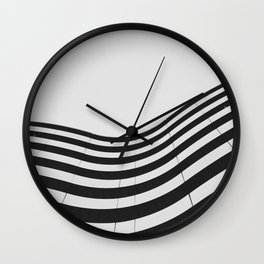 Gemini Residence II Wall Clock