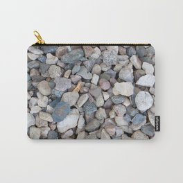 gravel texture Carry-All Pouch