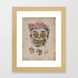 Sweet Tooth - Candybalism Framed Art Print