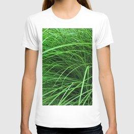 470 - Abstract Grass Design T-shirt