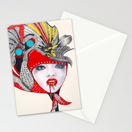 I Believe in Beauty 2 Stationery Cards