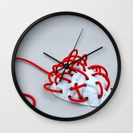 Re/minds Wall Clock