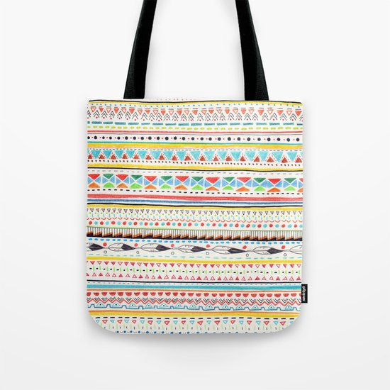 Pattern No.2 Tote Bag