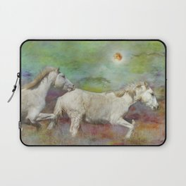 In Another Time Another Place...We Would All be Free Laptop Sleeve