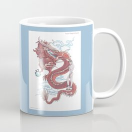 Treasure Dragon Coffee Mug