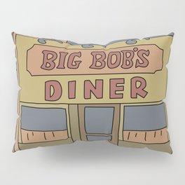 Big Bob's Diner Pillow Sham
