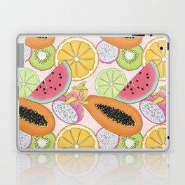 Fruits Set Pattern Laptop & iPad Skin