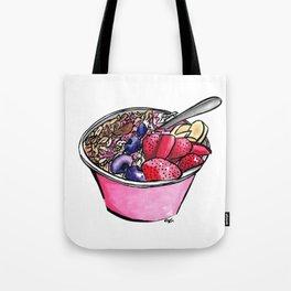 Pitaya Bowl Tote Bag