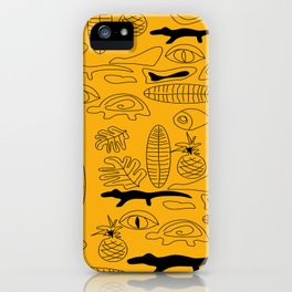 Crocodile Dream iPhone Case