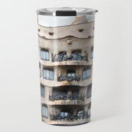 Gaudi Series - Casa Milà No. 1 Travel Mug
