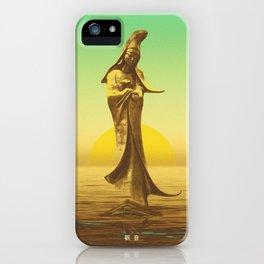 Kun Iam iPhone Case